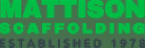 Mattison Scaffolding Ltd Logo