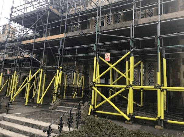 Contract Scaffolding Specialists