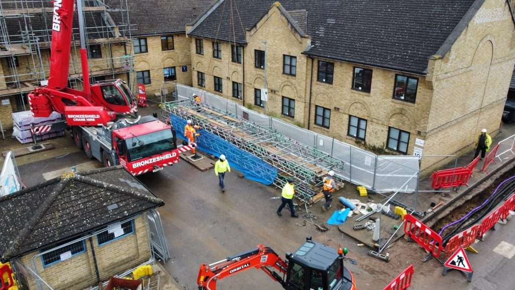 Scaffolding Contractors in London